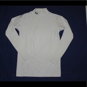 Under Armour Shirts & Tops - Under Armour Youth Long Sleeve Mock Neck